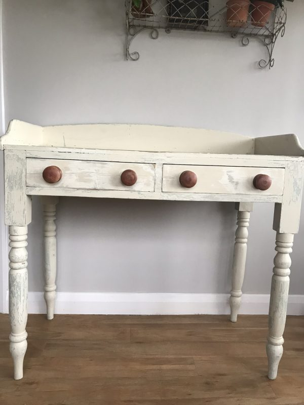 Victorian Panted Pine Washstand – Sold