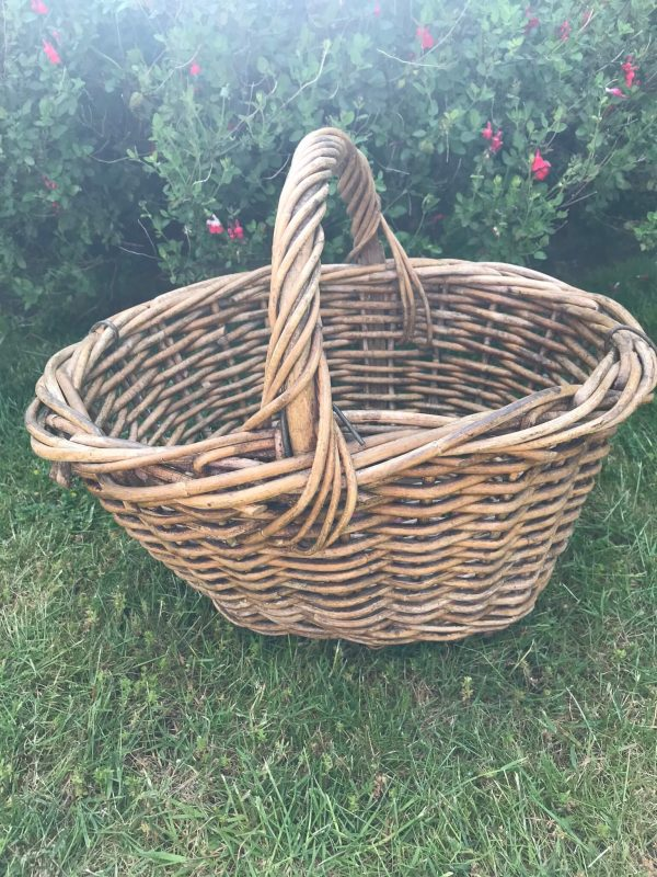 Vintage Potato Basket – Sold