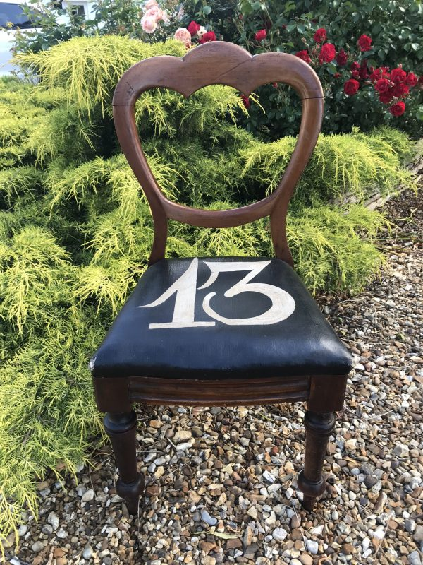 No 13 Balloon Back Chair – Sold