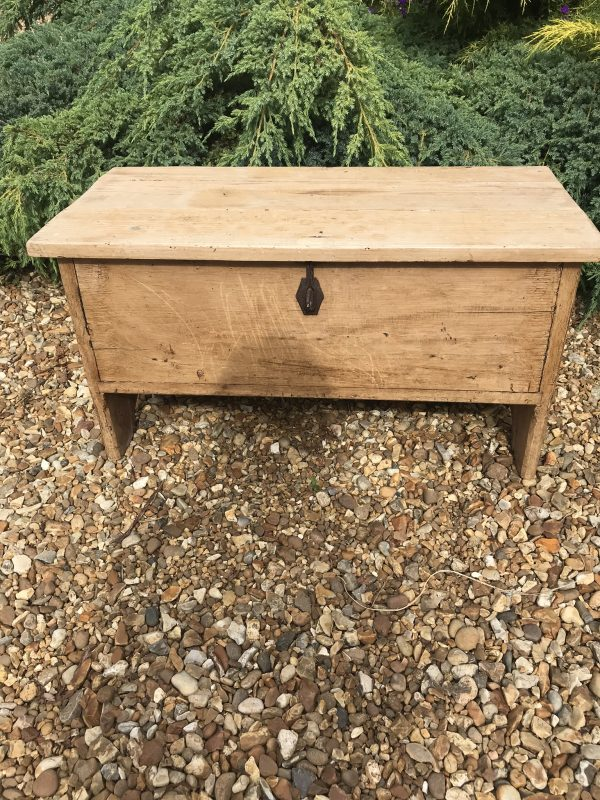 Small Pine Coffer/Chest – Sold