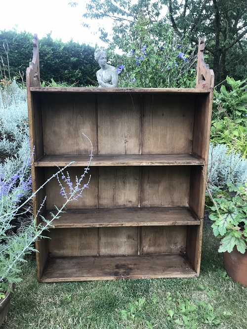 Antique Pine Shelves – Sold