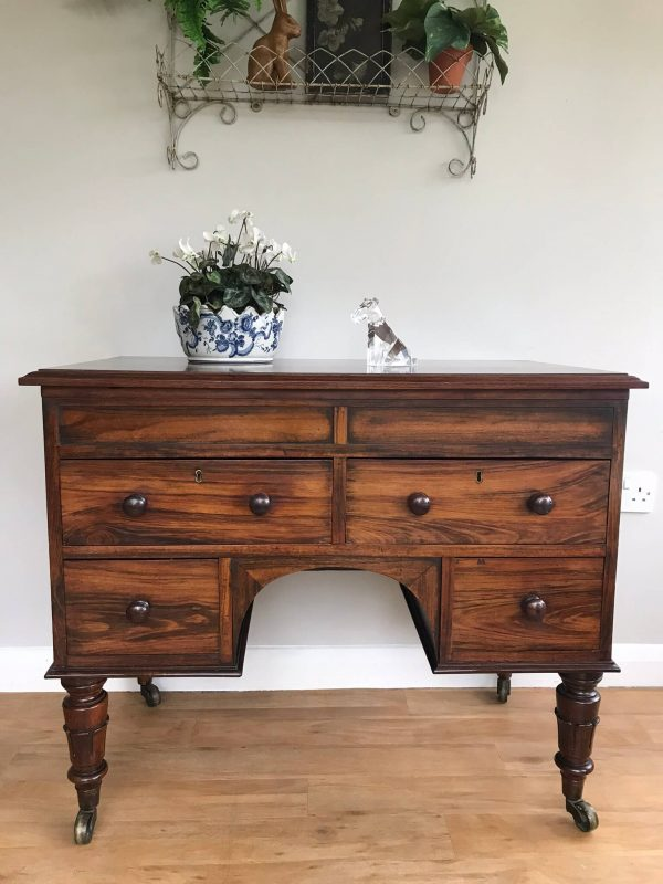 Antique Rosewood Washstand – Sold