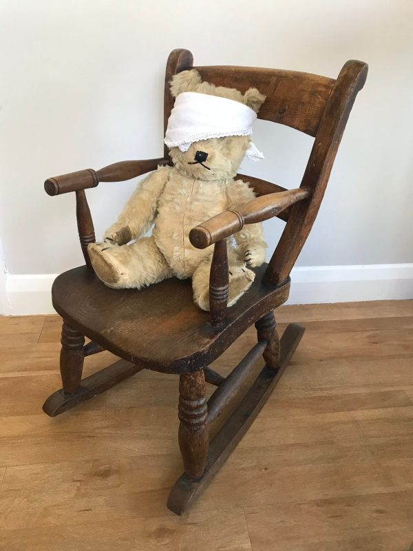 Victorian Childs Rocking Chair – £75