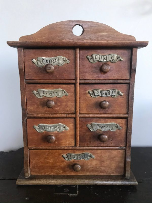 Antique Spice Drawers – £150
