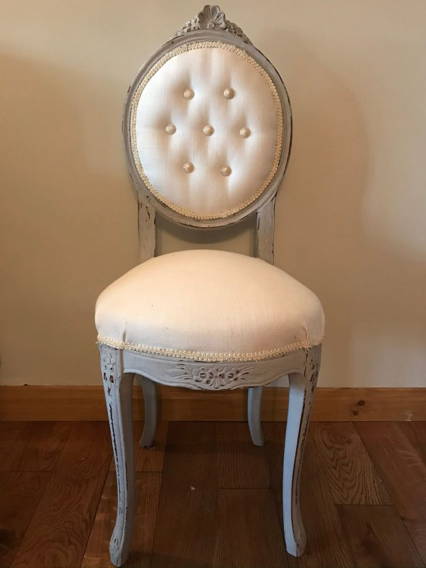 French Style Bedroom Chair – Sold
