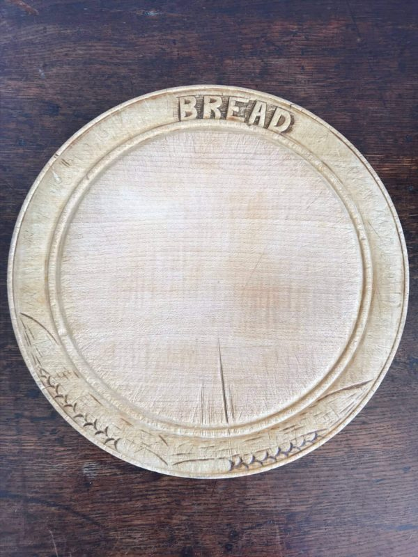 Vintage Bread Board -Sold