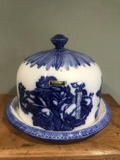 Blakeney Pottery Blue and White Stilton Dome – Sold